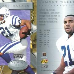Lamont Warren – NFL