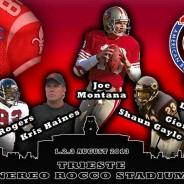 American Bowl Camp CAMP 2013 – day 1